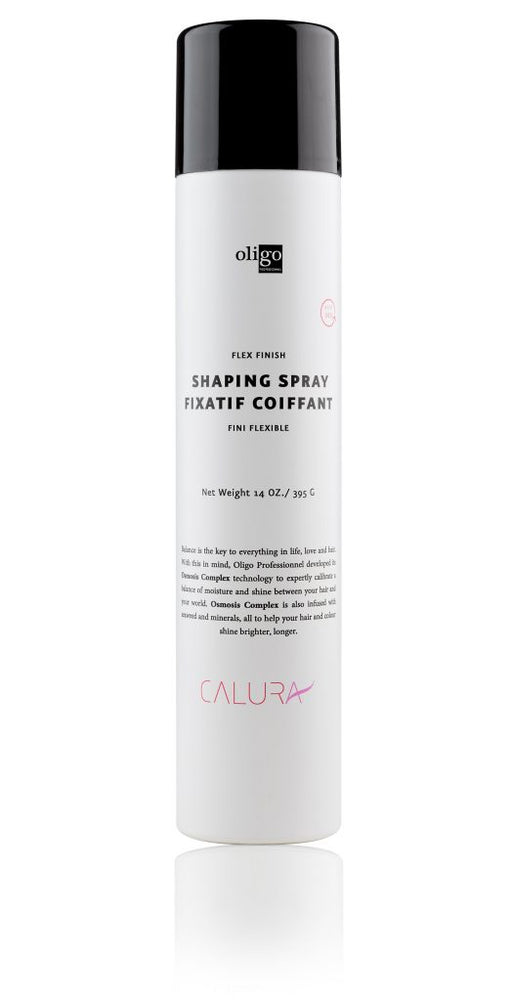 Oligo - Calura - Shaping Spray | 395g - Hair Spray - Prohair