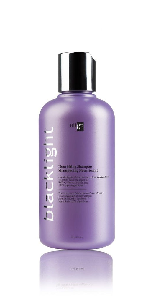Oligo - Blacklight - Nourishing Shampoo - Shampoo - 300ml - Prohair