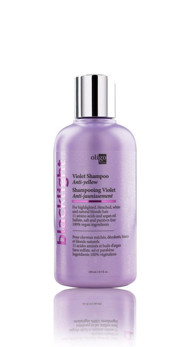 Oligo - Blacklight - Anti-Yellow Violet Shampoo - Shampoo - 250ml - Prohair