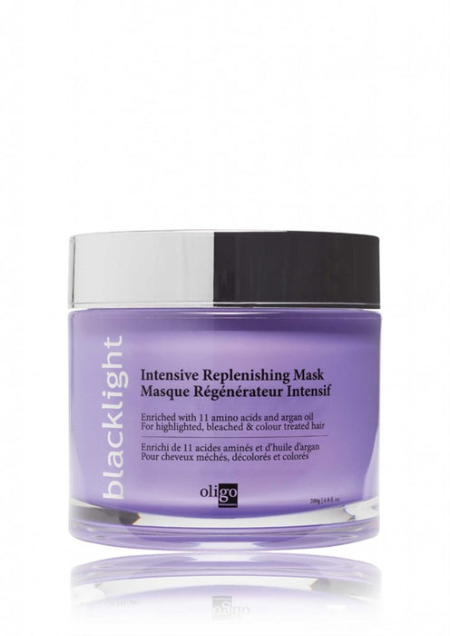 Oligo - Blacklight - Intensive Replenishing Mask | 200g - Oligo Prohair
