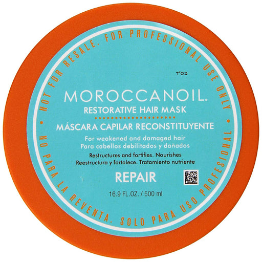 Moroccanoil - Restorative Hair Mask - Hair Products - 500ml | 16.9oz - Prohair
