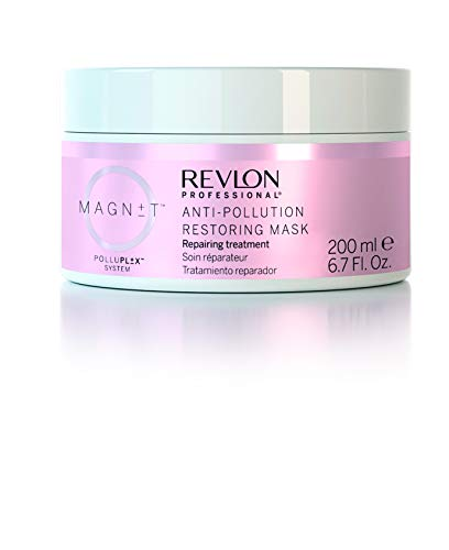 REVLON MAGNET POLLUPLEX SYSTEM ANTI POLLUTION RESTORING MASK 200 ML - Beauty - Prohair