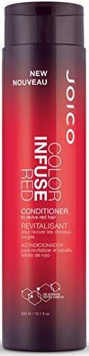 Joico Color Infuse Red Conditioner (to revive Red Hair), 10.1 ounces - Beauty - Prohair