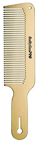 BaBylissPRO Metal Comb Duo- Gold, 1 Count