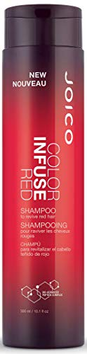 Joico Color Infusem Red Shampoo 10.1 oz & Color Infusem Red Conditioner 10.1 oz DUO - Beauty - Prohair