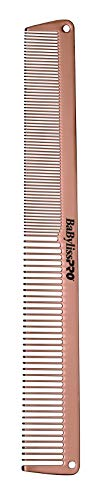 BaBylissPRO Metal Comb Duo- Rose Gold, 1 Count