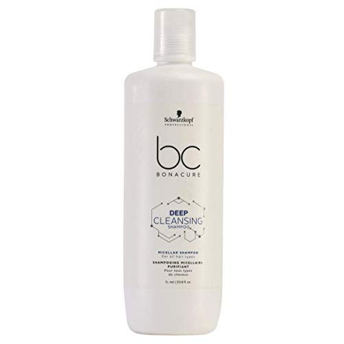 Schwarzkopf - BC Bonacure - Scalp Therapy - Deep Cleansing Shampoo |1L| - Beauty - Prohair