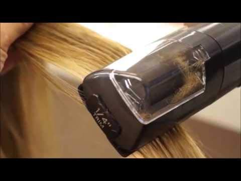 New Split Ender PRO 2 Cordless Split End Hair Trimmer by Talavera (BLACK) - Beauty - Prohair