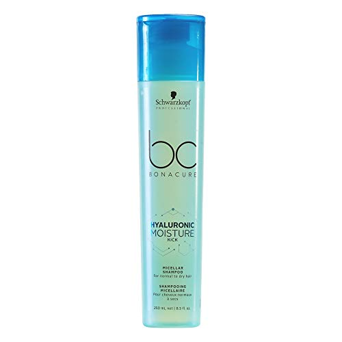 Schwarzkopf - Bc Bonacure - Hyaluronic Moisture Kick Micellar Shampoo (for Normal To Dry Hair) - Shampoo - Prohair