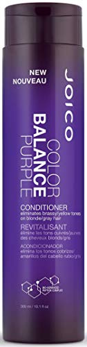 Joico - Color Balance Purple - Conditioner (eliminates Brassy/Yellow Tones On Blonde/Gray Hair) - Beauty - 300ml - Prohair