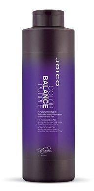 Joico - Color Balance Purple - Shampoo & Conditioner Liter Duo | 1L | - Beauty - Prohair