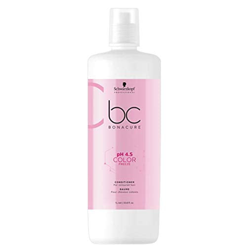 Schwarzkopf - Bonacure - Ph 4.5 Color Freeze Conditioner (for Coloured Hair) - Hair Conditioner - 1L - Prohair