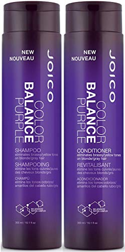 Joico - Color Balance Purple - Shampoo & Conditioner | 300ml | - Beauty - Prohair