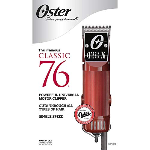 Oster 76076-010 Classic 76 Professional Hair Clipper - Beauty - Prohair