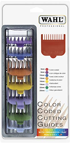 Wahl Organizer with Color Combs - Beauty - Prohair