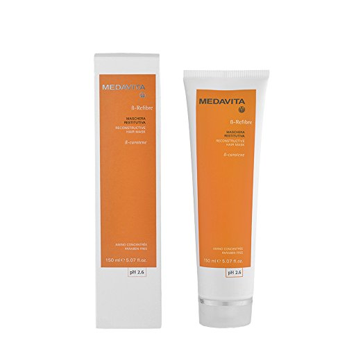MEDAVITA Maschera Restitutiva Reconstructive Hair Mask 150ml - Beauty - Prohair