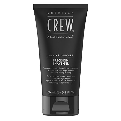 American Crew - Precision Shave Gel | 150ml - Shaving Gel - Prohair
