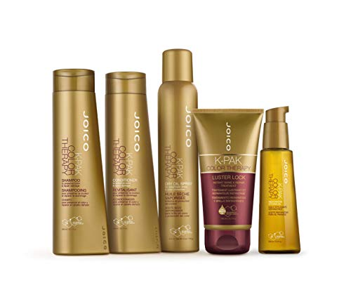 Joico - K-pak Color Therapy - Luster Lock Instant Shine and Repair Treatment - Beauty - Prohair
