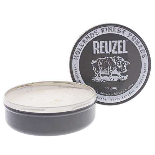 Reuzel - Extreme Hold Matte Pomade - Luxury Beauty - Prohair