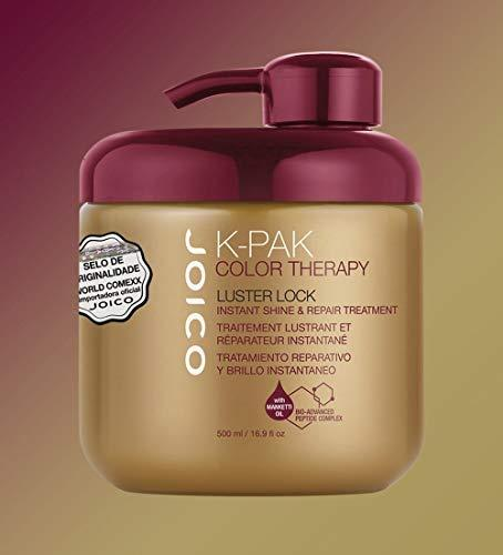 Joico - K-pak Color Therapy - Luster Lock Instant Shine and Repair Treatment - Beauty - 500ml - Prohair