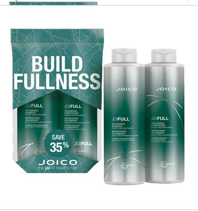 Joico - JoiFull Volumizing Shampoo and Conditioner Duo 1L Set - Beauty - Prohair