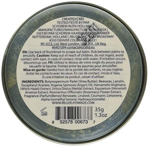Reuzel - Beard Balm 35g | 1.3 oz - Luxury Beauty - Prohair
