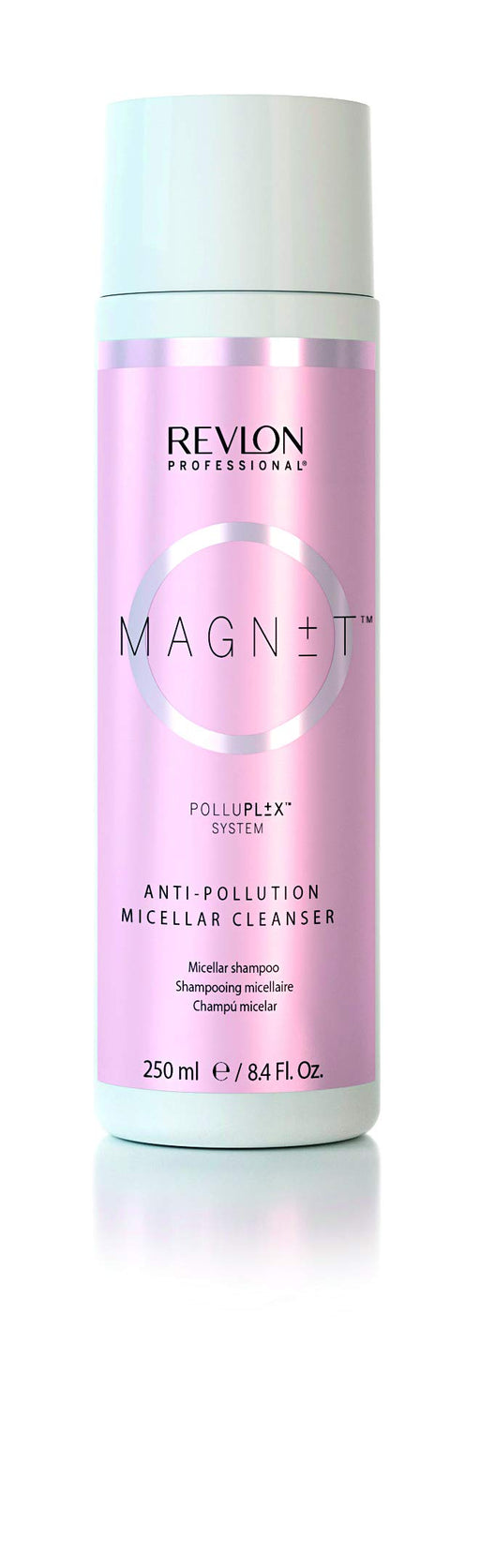 Revlon Magnet Anti-Pollution Micellar Cleanser- (250ml) - Beauty - Prohair