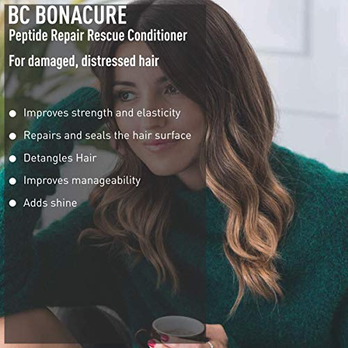 Schwarzkopf - Bc Bonacure - Peptide Repair Rescue Conditioner (for Damaged Hair) - Beauty - Prohair