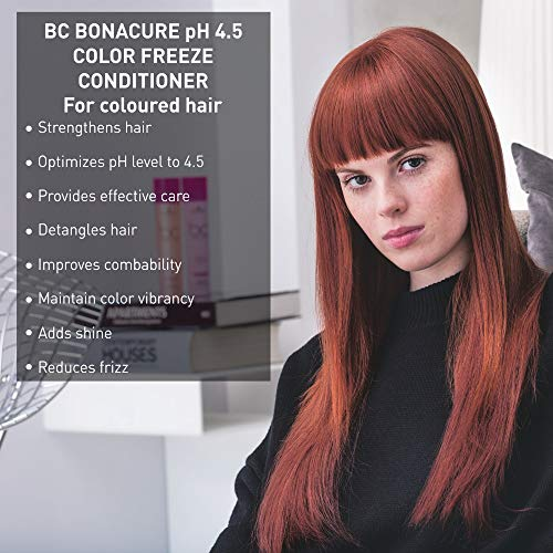 Schwarzkopf - Bonacure - Ph 4.5 Color Freeze Conditioner (for Coloured Hair) - Hair Conditioner - Prohair