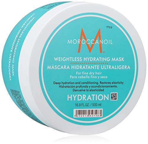 Moroccanoil - Weightless Hydration Mask - Luxury Beauty - 500ml | 16.9oz - Prohair