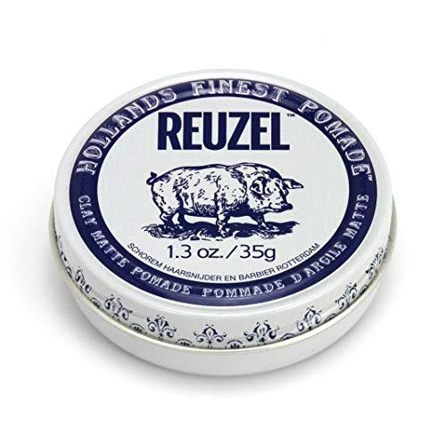Reuzel - Clay Matte Pomade - Hair Products - Prohair