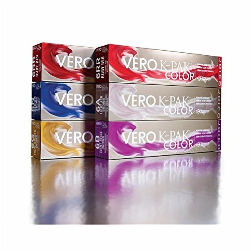 JOICO VERO K PAK PERMANENT HAIR COLOUR 74ml - ULTRA HIGH LIFT ASH BLONDE UHLA by Joico