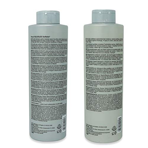 Joico - Defy Damage - Protective Shampoo and Conditioner 1L Duo - Beauty - Prohair