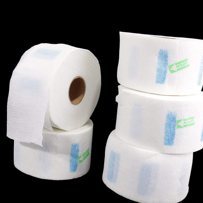 Otto Disposable Neck Roll Tissue Paper for Barbers, stylists - Beauty - Prohair
