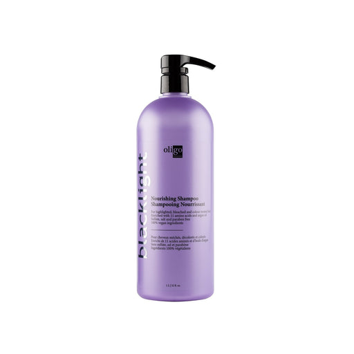 Oligo - Blacklight - Nourishing Shampoo - Shampoo - 1L - Prohair
