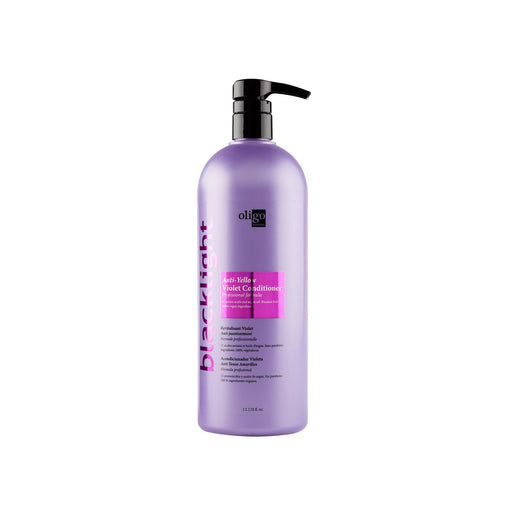 OLIGO - Blacklight - Anti-Yellow Violet Conditioner - Hair Care - 1L - Prohair