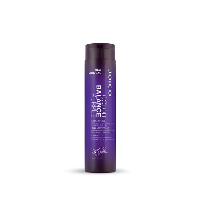 Joico - Color Balance Purple - Shampoo - Beauty - 300ml - Joico Prohair
