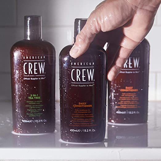 American Crew - Daily Conditioner - Conditioner - Prohair