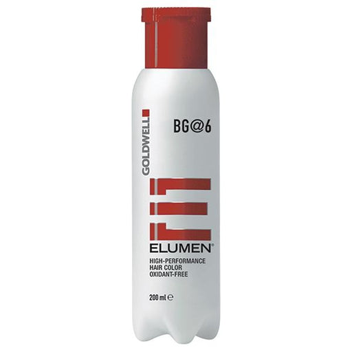 Goldwell Elumen - Hair Color - BG@6 -Brown Gold - Level 6 - Hair Products - Prohair