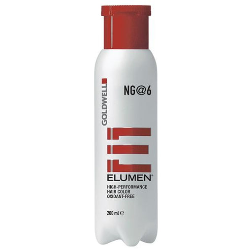 Goldwell Elumen - Hair Color - NG@6 - Natural Gold- Level 6 - Hair Products - Prohair