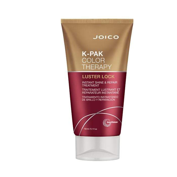 Joico - K-pak Color Therapy - Luster Lock Instant Shine and Repair Treatment - Beauty - 150ml - Prohair