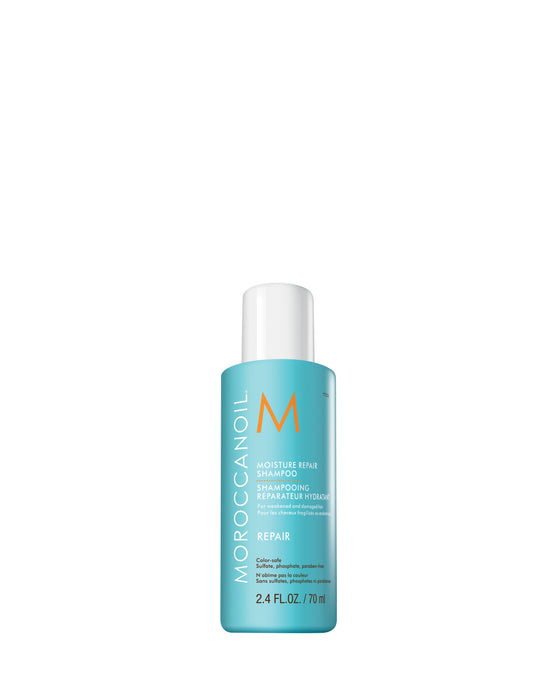 Moroccanoil - Moisture Repair Shampoo - Prestige Beauty - 2.4 oz/ 70 ml - Prohair