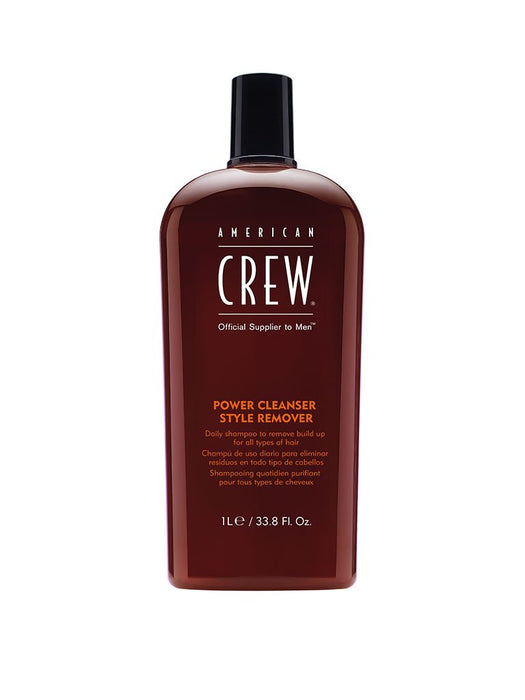 American Crew - Power Cleanser Style Remover - Shampoo - 1L - Prohair