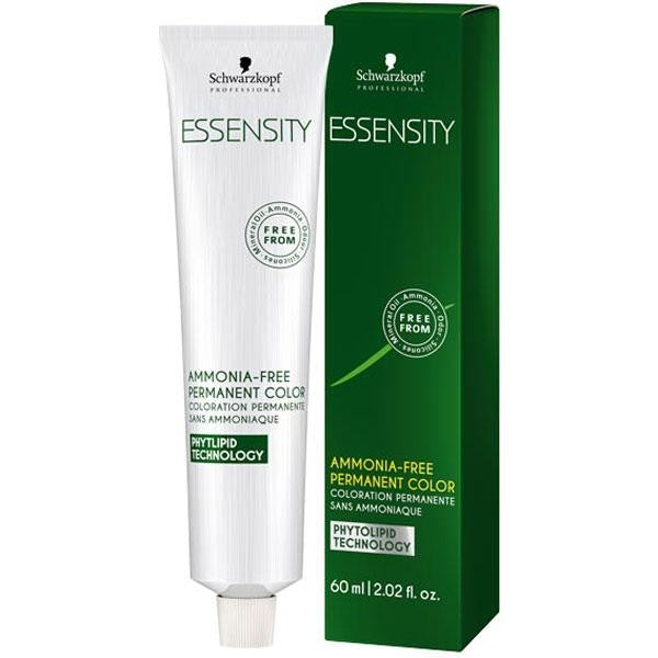 Schwarzkopf - Essensity - Ammonia-Free - Permanent Color - Essensity 7-55 - Hair Products - Prohair