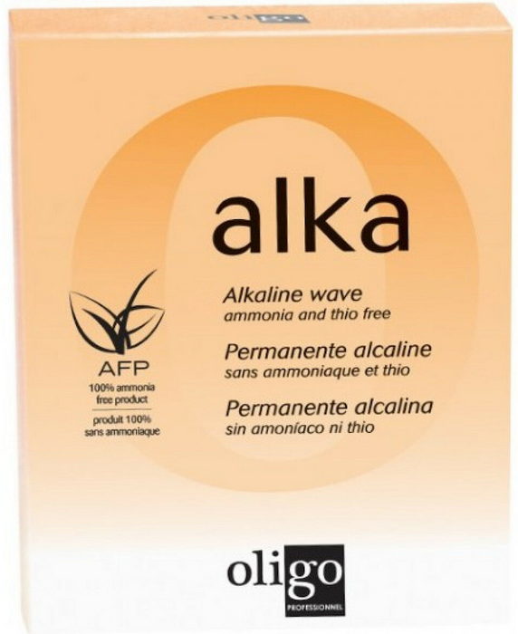 Oligo - Alkline Wave Ammonia and Thio Free - Wave - Prohair