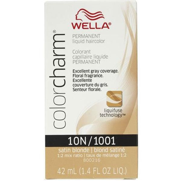 Wella - Color Charm - Permanent Color - Color Charm 10N - Hair Products - Prohair