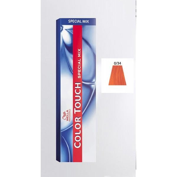 Wella - Color Touch - Demi-Permanent Color - Color Touch 0/34 - Hair Products - Wella Prohair