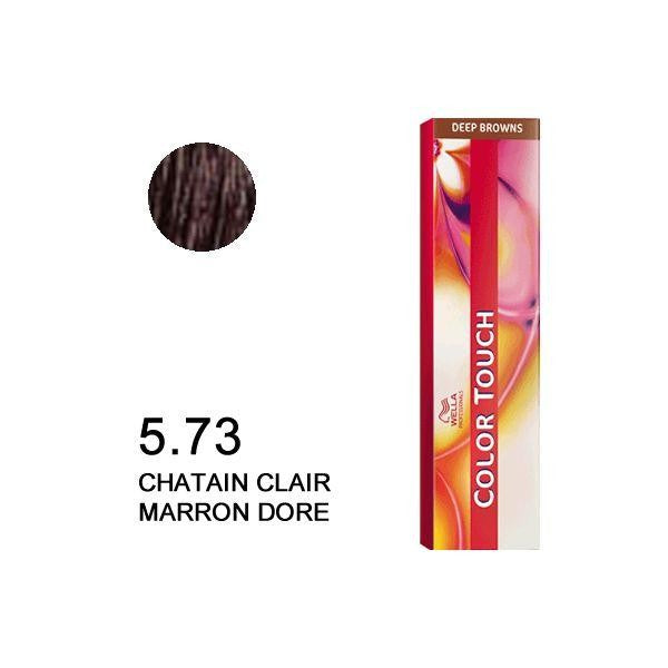 Wella - Color Touch - Demi-Permanent Color - Color Touch 5/73 - Hair Products - Wella Prohair