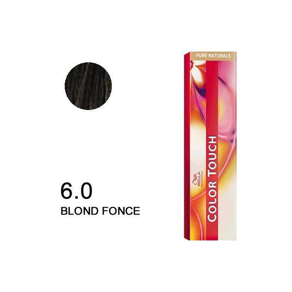 Wella - Color Touch - Demi-Permanent Color - Color Touch 6\0 - Hair Products - Prohair
