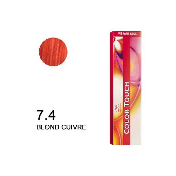 Wella - Color Touch - Demi-Permanent Color - Color Touch 7/4 - Hair Products - Wella Prohair